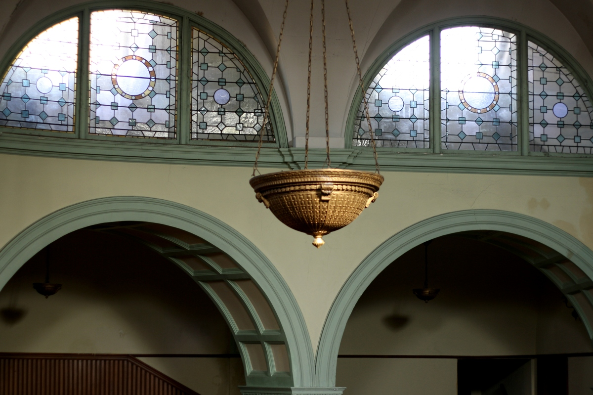 victorian chandelier