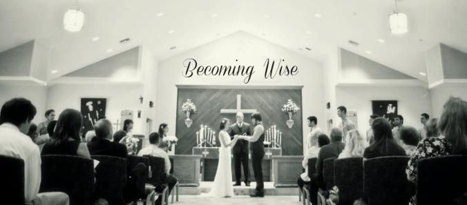 wise wedding