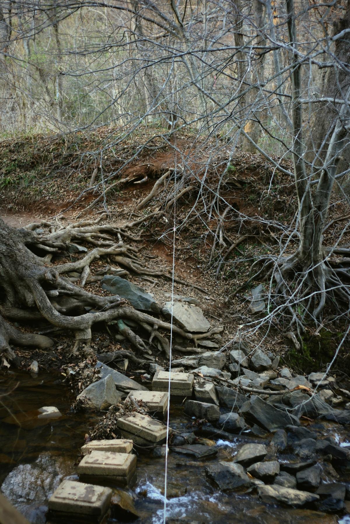 creek path