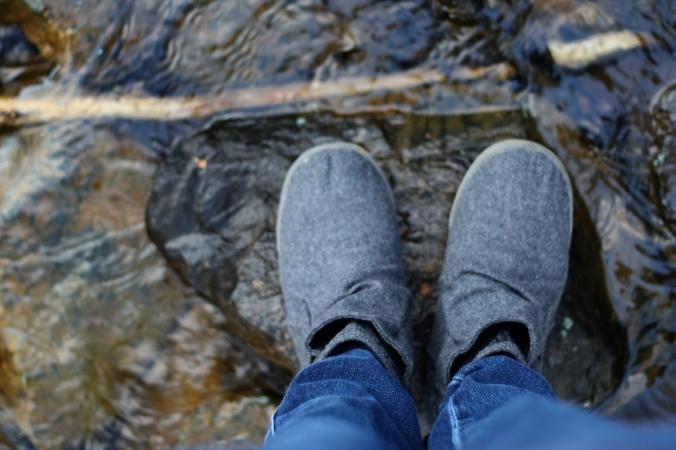 creek feet
