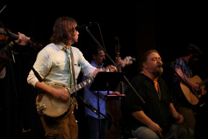 Cutch Tuttle banjo