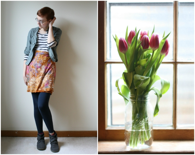 style and tulips leah wise