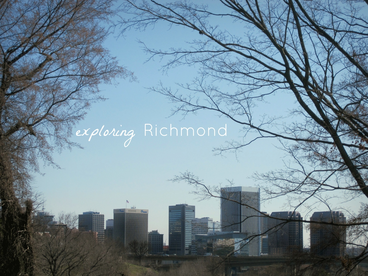 richmond city scape