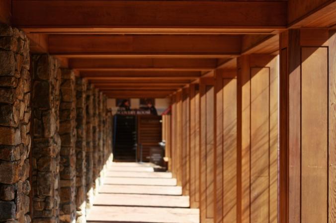 monticello visitor's center