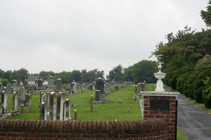 shenandoah valley cemetery