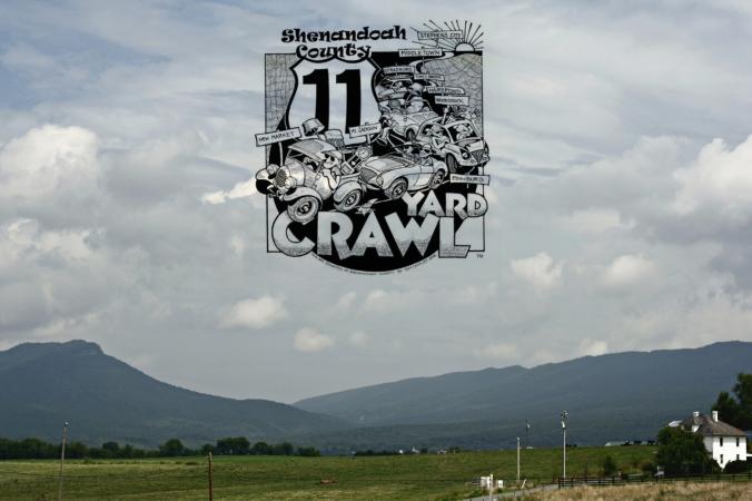 route 11 yard crawl