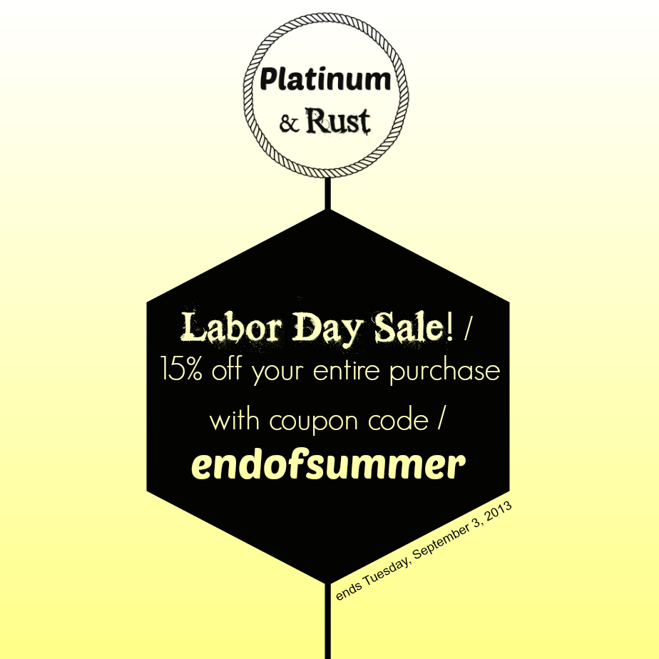 etsy labor day sale
