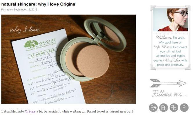 blog design sidebar buttons