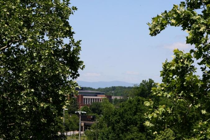 charlottesville overlook